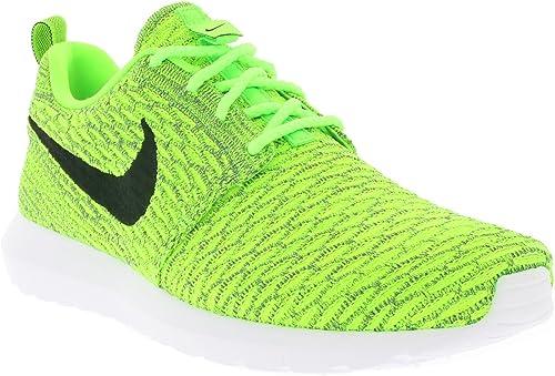Nike Roshe NM Flyknit 677243-700, Hauszapatos para Hombre