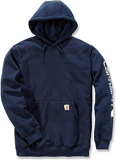 Carhartt Midweight Sleeve Logo Hooded Sweatshirt Camicia Uomo