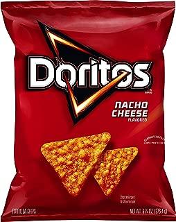 Doritos Nacho Cheese Flavored Tortilla Chips, 9.75 Ounce