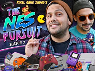 Pixel Game Squad's The NES Pursuit Season 3