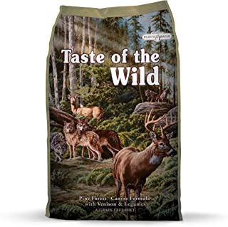 Taste of the Wild Pine Forest Adult Dry Dog Food - 13kg