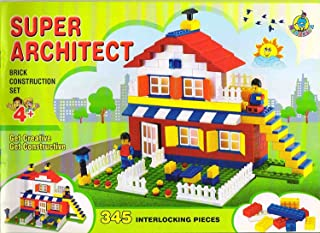 TOYZTREND Super Architect Construction Set for Kids to Create Their OWN Home