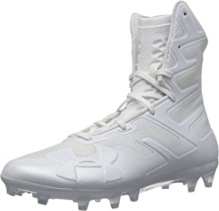 Best white under armour highlight cleats Reviews