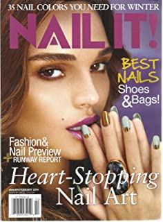 nail colors for february 2014