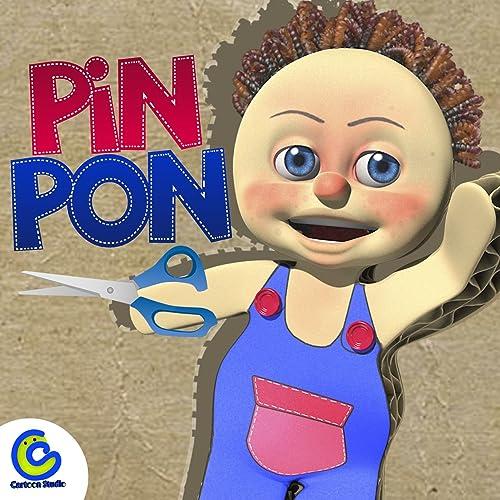 Pin pon es un muñeco (infantil) by canciones infantiles on amazon.