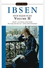 Four Major Plays, Volume II (Four Plays by Ibsen Book 2) Kindle Edition