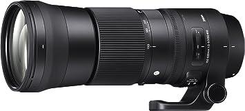 Sigma 150-600mm 5-6.3 Contemporary Lens for Nikon