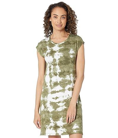 Calvin Klein Tie-Dye T-Shirt Dress