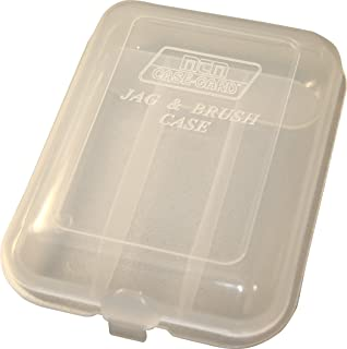 MTM Jag and Brush Case (Clear)