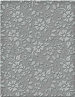 Spellbinders Spellbinders Embossing Folder Small-Flowers and Leaves,