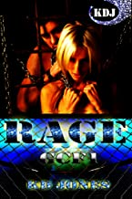 RAGE (Galactic Cage Fighter Series Book 1)