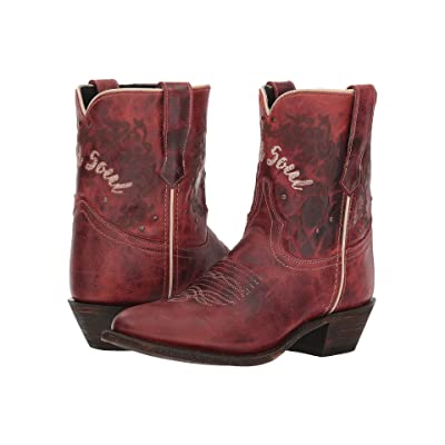 Laredo Reckless (Red) Cowboy Boots