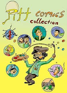 Best pitt comic collection Reviews