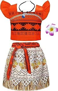little adventures moana dress