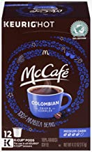 Best mccafe colombian k cups 100 count Reviews