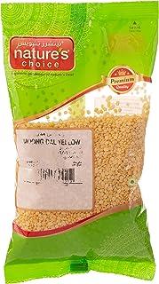 Natures Choice Lentils Moong Dal Yellow - 500 gm