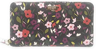 Neda Laurel Way Wallet (Boho Floral Black Multi)
