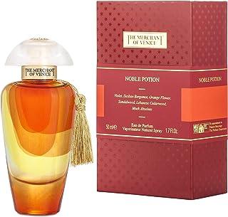 THE MERCHANT OF VENICE Noble Potion Eau De Parfum For Unisex, 50 ml