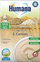 هومانا طعام اطفال عضوي لعمر 6 اشهر - 1 سنة - حبوب