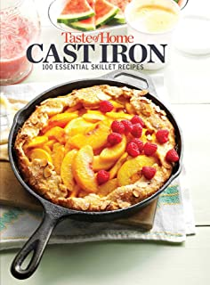 Taste of Home Cast Iron Mini Binder: 100 No-Fuss Dishes Sure to Sizzle!