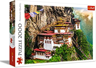 Trefl- Puzzles 2000 Puzzels, TR27092, coloré