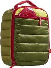 Zipit Lunch Bag School Supply Box, green, 8.2