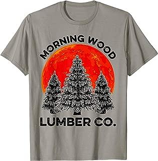 Morningwood Lumber Co. Sunset Forest T-Shirt