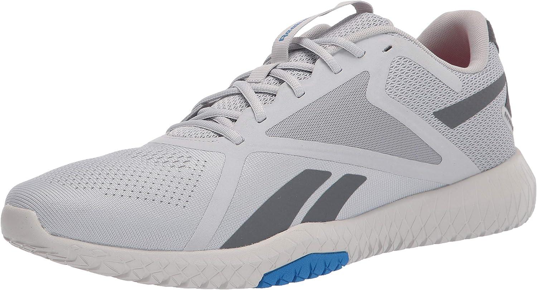 Reebok Men's Flexagon Force 現品 ファクトリーアウトレット 2 Cross Shoes Training Trainer