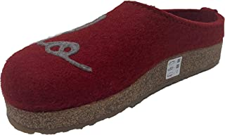 HAFLINGER Women's Grizzly Lovely Clogs Size: 37 B EU