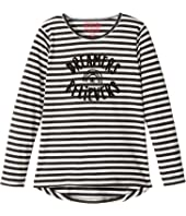 Munster Kids - Rainbows Jersey Long Sleeve Tee (Toddler/Little Kids/Big Kids)