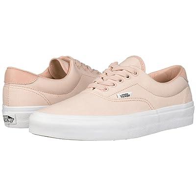 Vans Era 59 ((Suiting) Evening Sand/True White) Skate Shoes