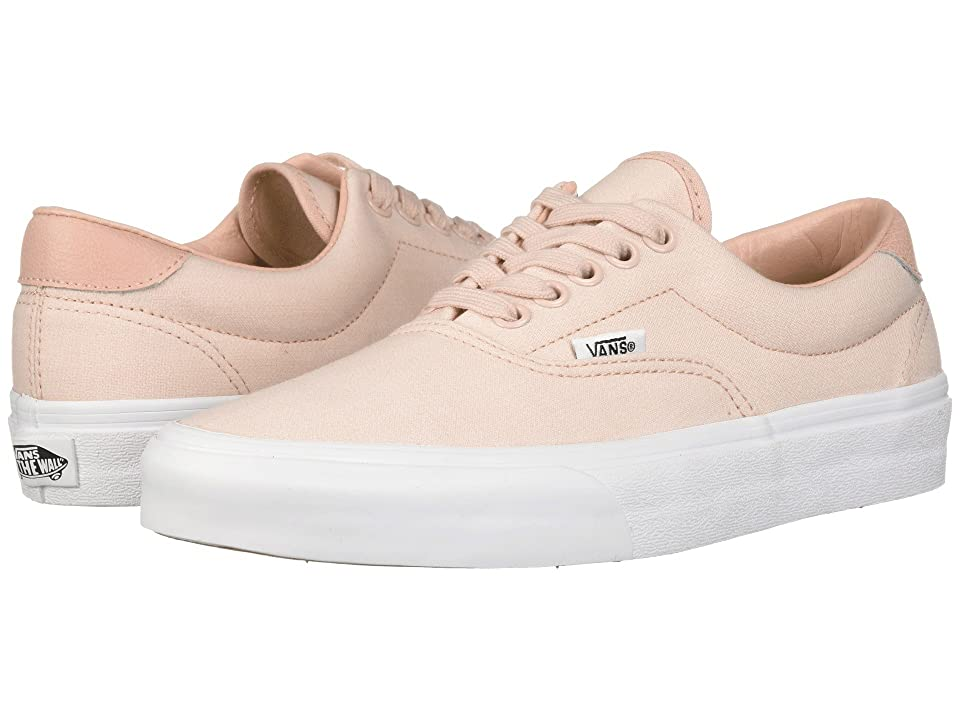 Vans Era 59 ((Suiting) Evening Sand/True White) Skate Shoes