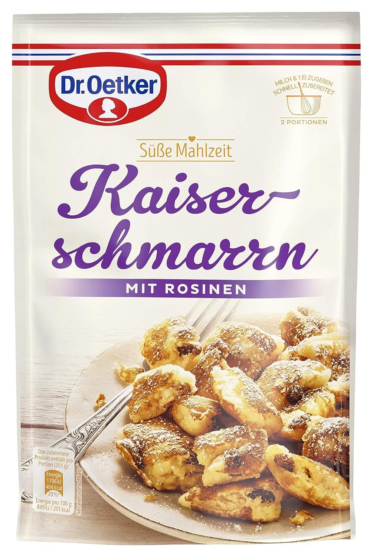 Dr. Oetker Kaiserschmarrn, 21er Pack 21 x 21 g  Amazon.de ...
