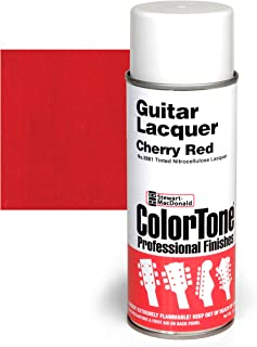 tinted nitrocellulose lacquer