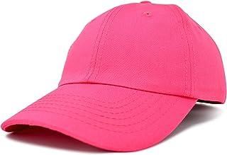 DALIX Baseball Cap Dad Hat Plain Men Women Cotton Adjustable Blank  Unstructured Soft b1bff873be2f