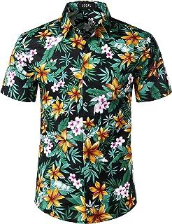 62865b114a0c Amazon.com: Hawaiian - Button-Down Shirts / Shirts: Clothing, Shoes ...