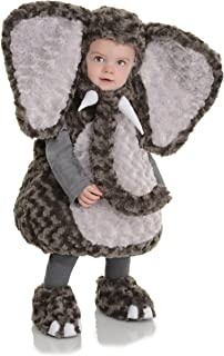 Toddler's Elephant Belly Babies Costume