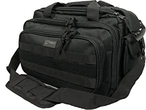DDT Ranger Soft Padded Range Bag (Black)