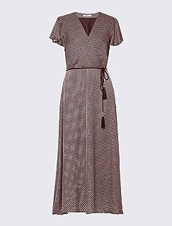 (マレーラ) MARELLA Women`s Satin dress レディース サテンドレス (並行輸入品)