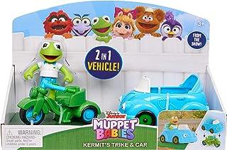 Muppet Babies Kermit's Trike and Car