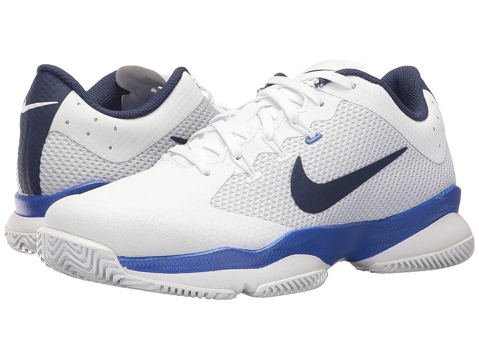 Nike Air Zoom Ultra (White/Binary Blue/Mega Blue) Women