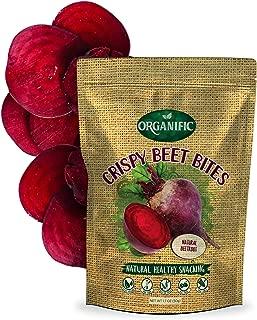 CRISPY BEET BITES - DEHYDRATED (Beet, 1 pack)