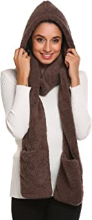 Best fleece scarf pattern with pockets Reviews
