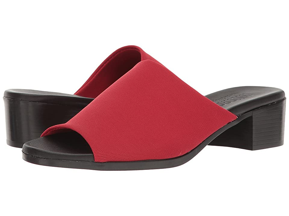 Munro Beth (Red Stretch Fabric) Women