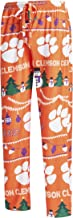 Concepts Sport NCAA Mens Lightweight Ugly Christmas Pajama Pants Bottoms with Pockets