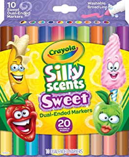 Crayola Silly Scents Sweet Dual Ended Markers Marker