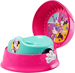 Minnie Mouse 3-in-1 Potty System   Use with Free Share The Smiles App for Unique..