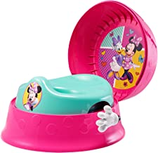 Minnie Mouse 3-in-1 Potty System | Use with Free Share The Smiles App for Unique..