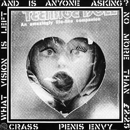 Crass - Penis Envy (2019) LEAK ALBUM