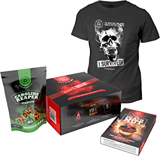 The Death Nut Challenge Version 2.0 Gift Set (X-Large)